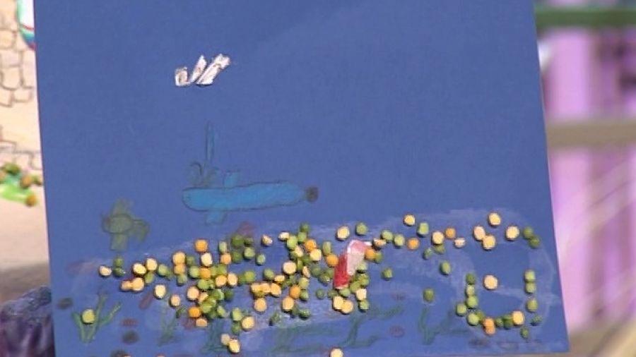 Давайте рисовать! Выпуск 116. Подводное царство