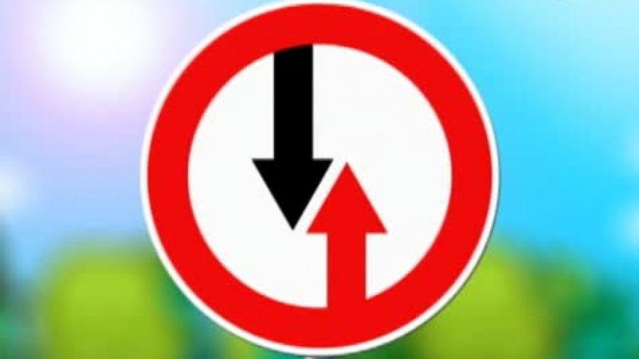 Знак «Преимущество встречного движения»