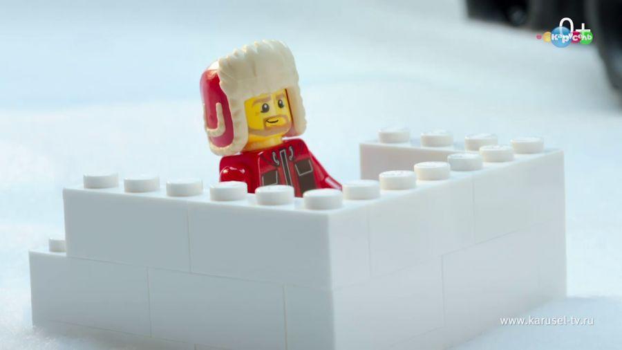 Трудности экспедиции – LEGO City и National Geographic