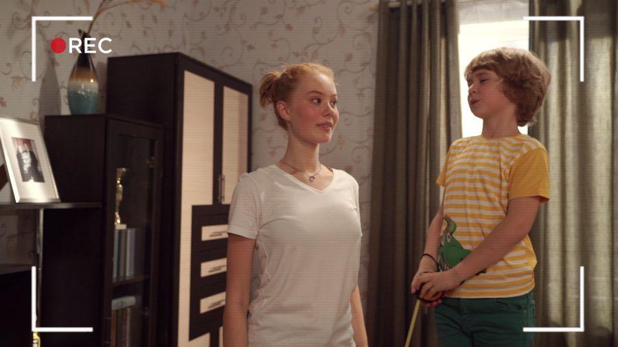 Семья Светофоровых. Лиза и Семён Семёныч. Как увеличить свой рост