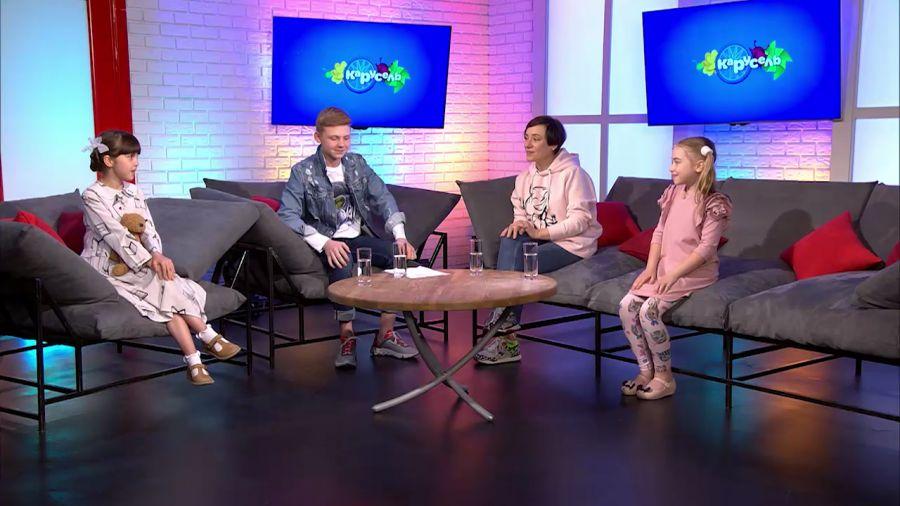 Интервью с Марфой Колосковой и Туттой Ларсен