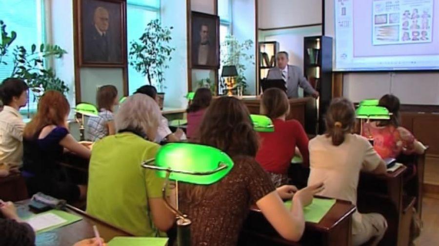 Лекции на канале «Карусель»