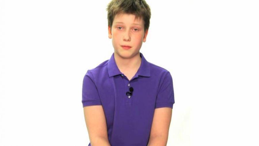 Акция «Спасибо за победу». Егор Соколович, 11 лет