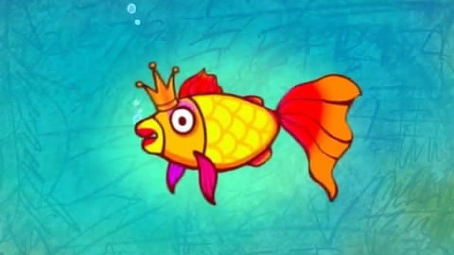 Выпуск 281 «Сказка о золотой рыбке». Видео 2
