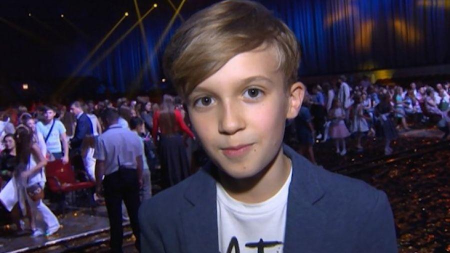 Миша Смирнов — участник Детского Евровидения-2015 от России