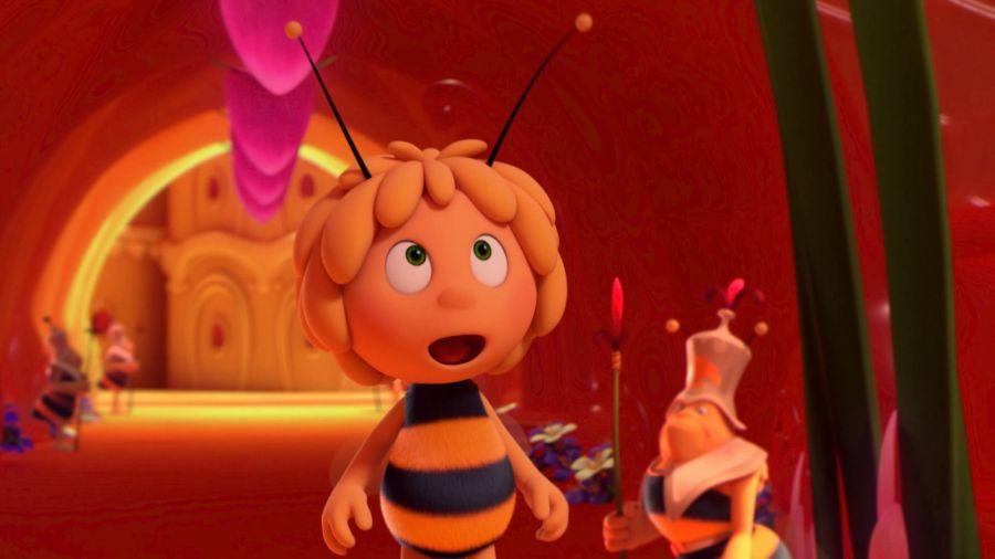 Семейное кино. Пчёлка Майя и Кубок мёда
