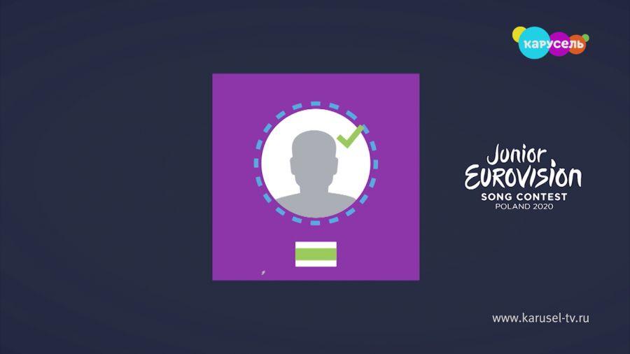 Детское Евровидение 2020. Голосуй за участников!