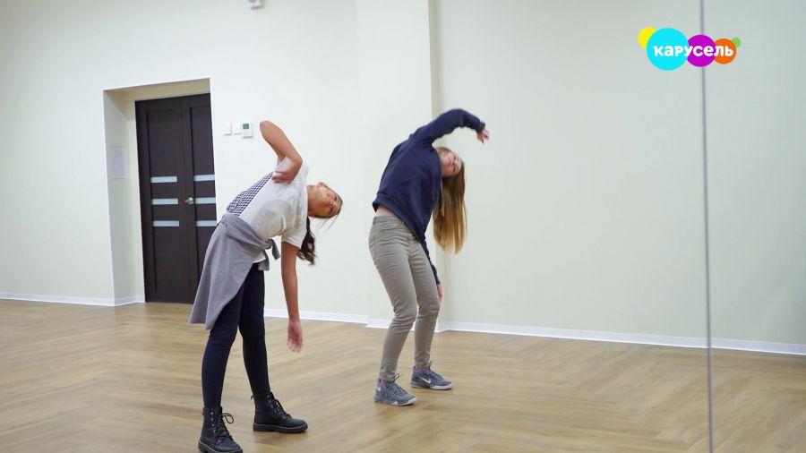 Репетиция по хореографии