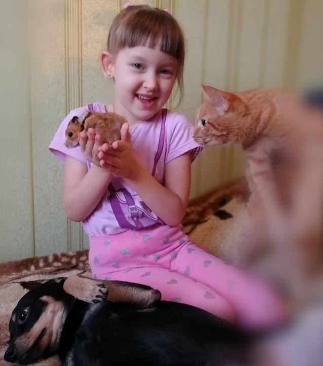 Кустова Ольга Константиновна