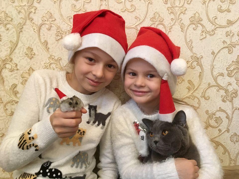 Мехоношины Анжелика и Маргарита