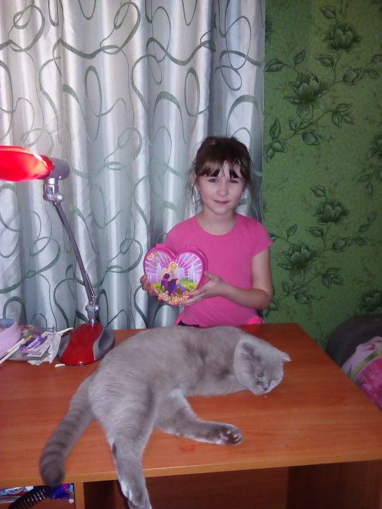 Барановская Елизавета  Евгеньевна