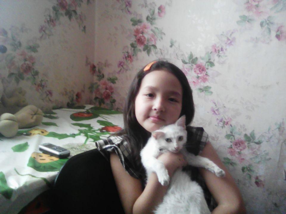Карина Мустафинова