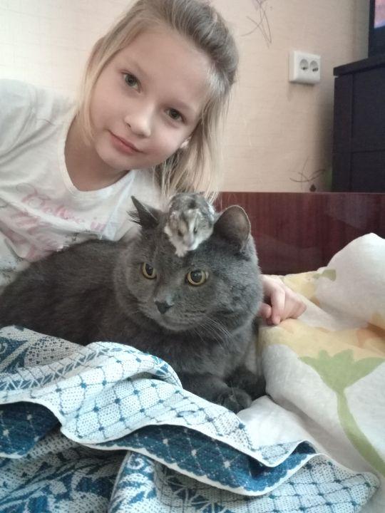 Усанина Вероника Денисовна