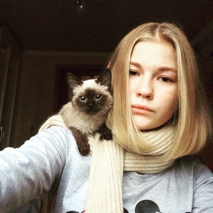 Цыхмистер Ксения Юрьевна
