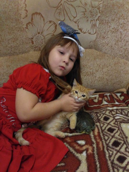 Муха Анастасия Андреевна