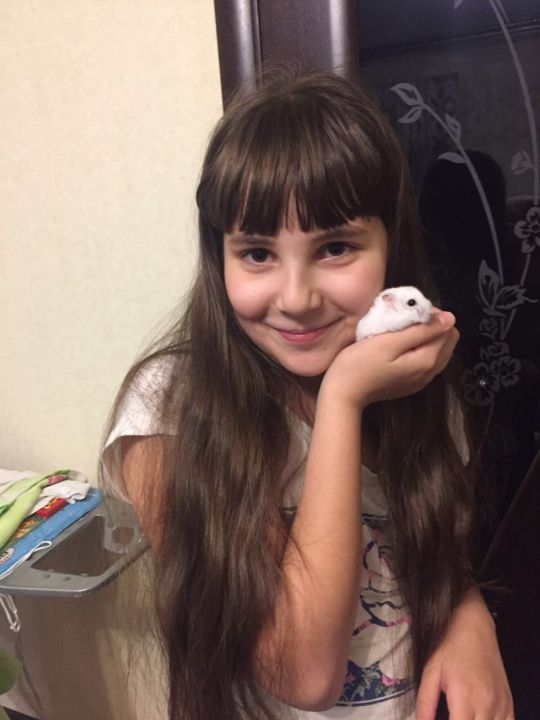 Цалле Арина Денисовна