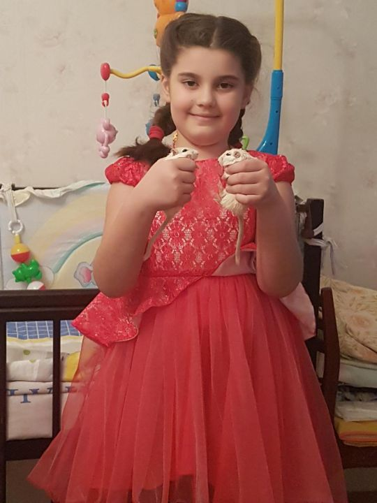 Мазлова Сафия Саид Шафикулла