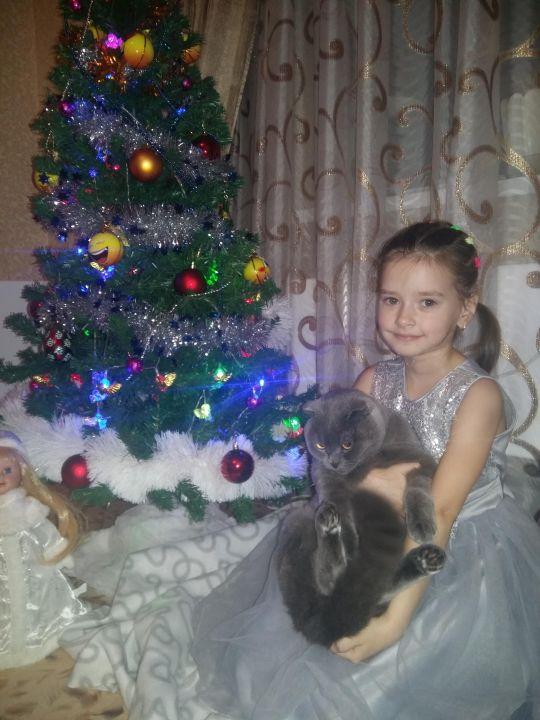 Мишарина Анастасия Денисовна