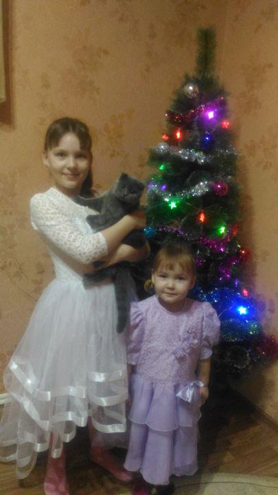 Харсекина Ульяна Сергеевна