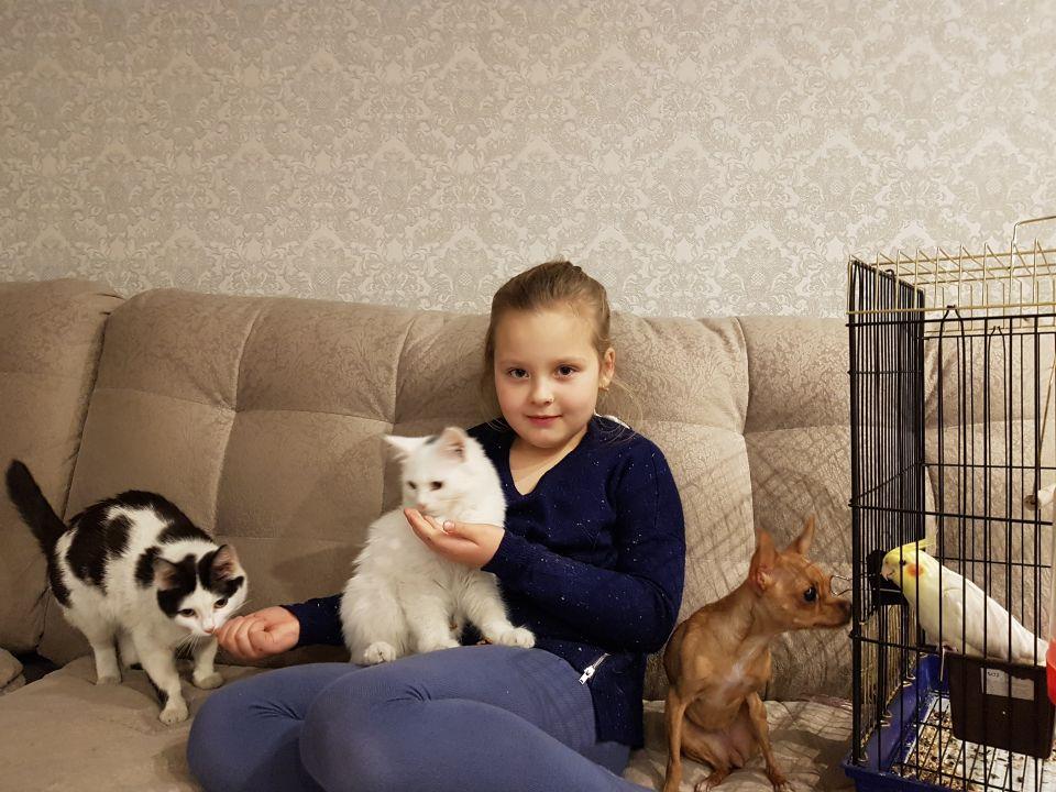 Гусева Арина Дмитриевна