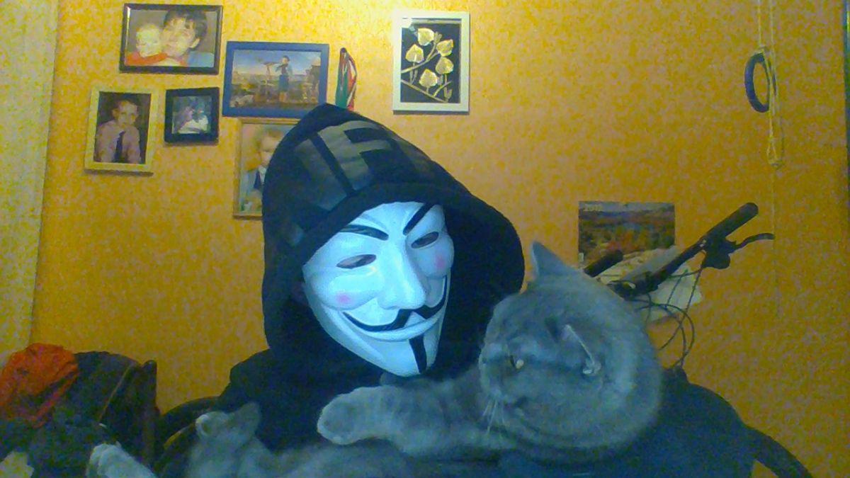 Anonimous Hacker