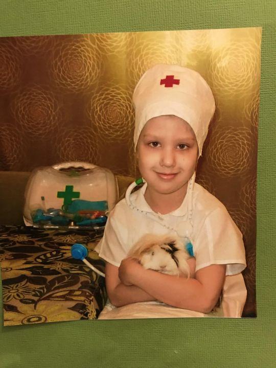 Кузовлева Кристина Евгеньевна