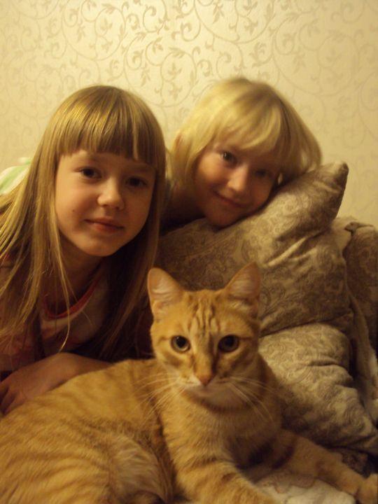 Лавровы Мария, Анна Валерьевны
