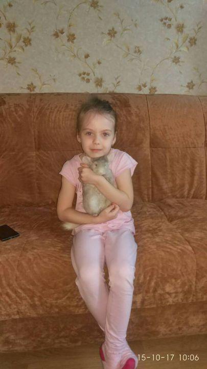 Ноздрина Ксения Андреевна
