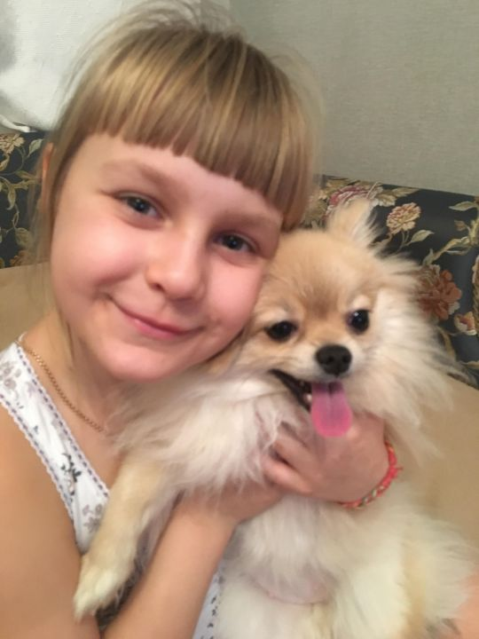 Соня Дмитриева