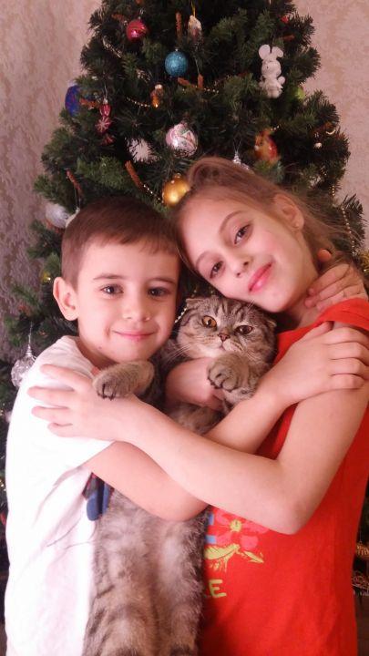 Овакимян Кристина Мхитаровна и Давид Мхитарович