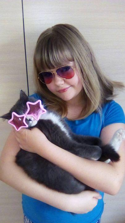 Лямкина Анастасия Евгеньевна