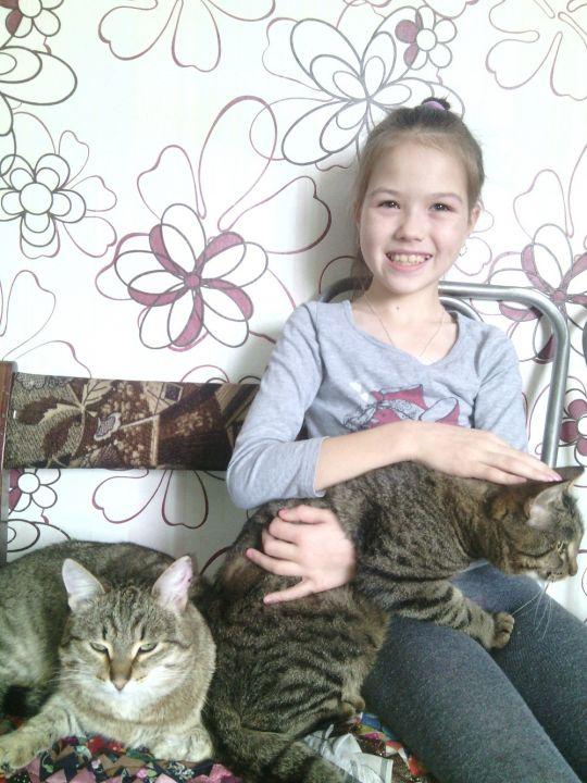Александрова София Вячеславовна