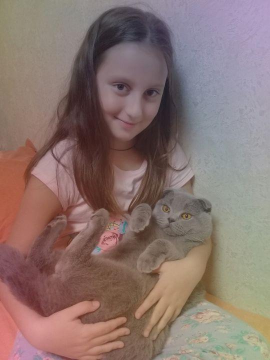 Костенко Елизавета Юрьевна