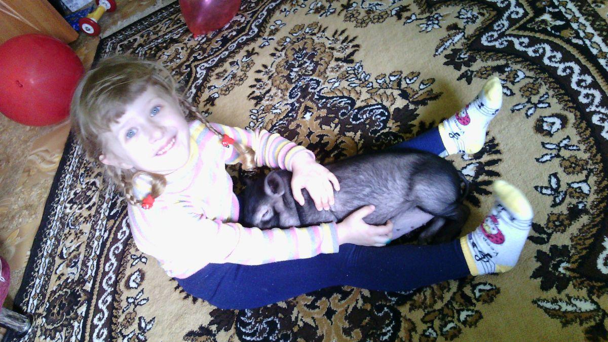 Малыш Анна Алексеевна