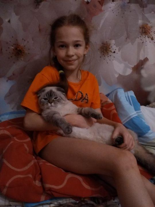 Левченко Анна Олеговна.