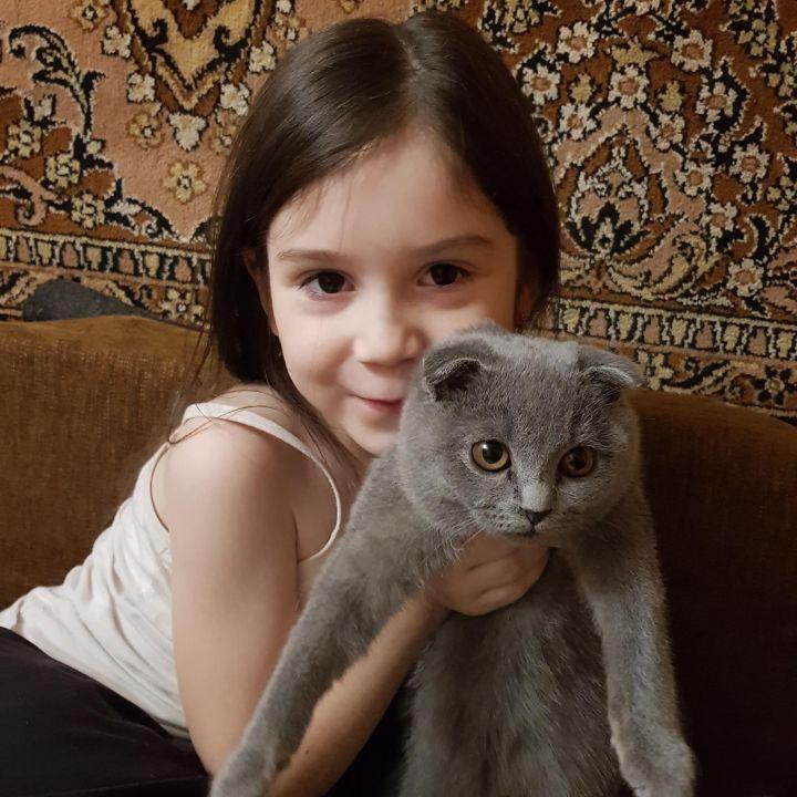 Богданова Карина
