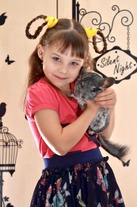 Приискалова Ксения Юрьевна