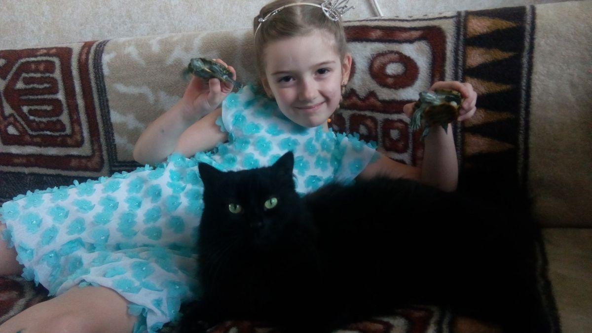 Настя Сергевна