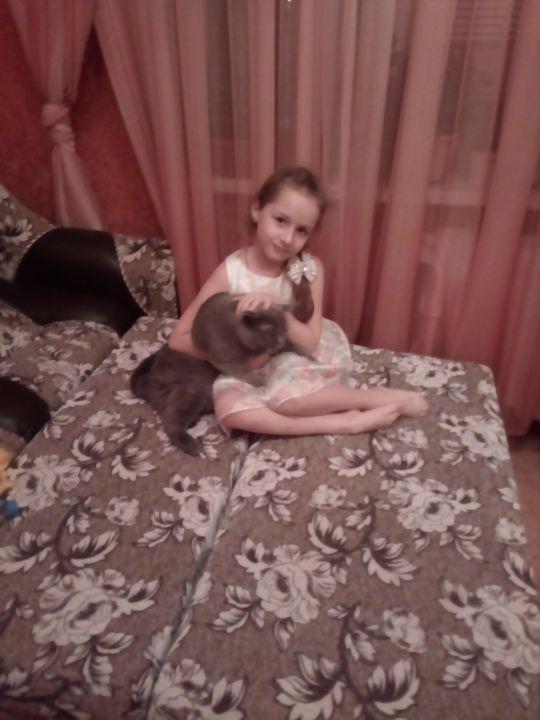 Хализова Вероника Артёмовна