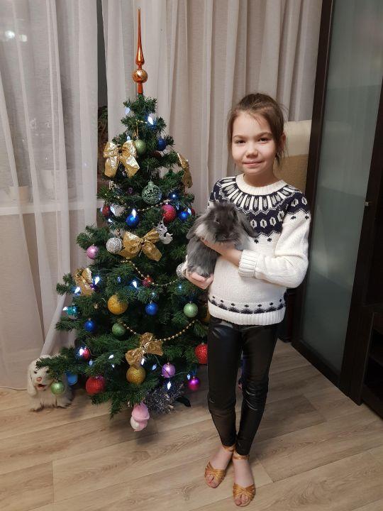 Сафиулина Диана Дмитриевна