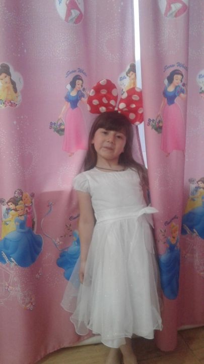 Дарина Набиевна Удинова
