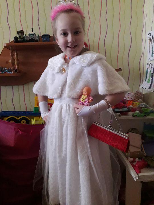 Дарья Айдаровна Хамидуллина