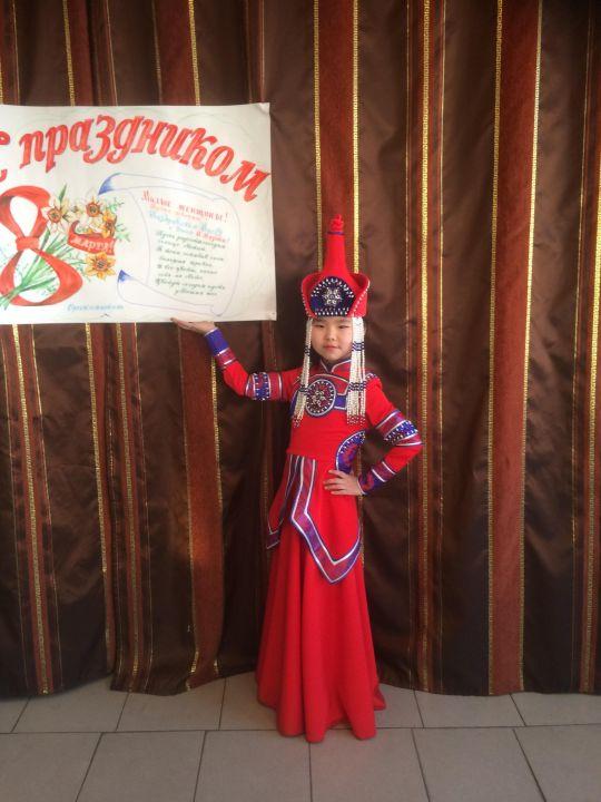 Аюша Буян-Билэговна Ооржак