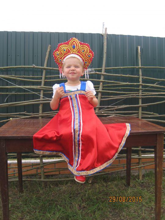 Попова Николаевна Варвара