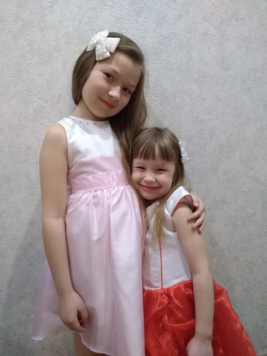 Александра и Ярослава Дмитриевны Ворожейкины