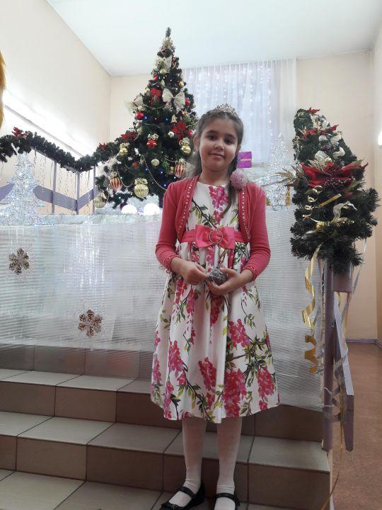Мария Андреевна Комина
