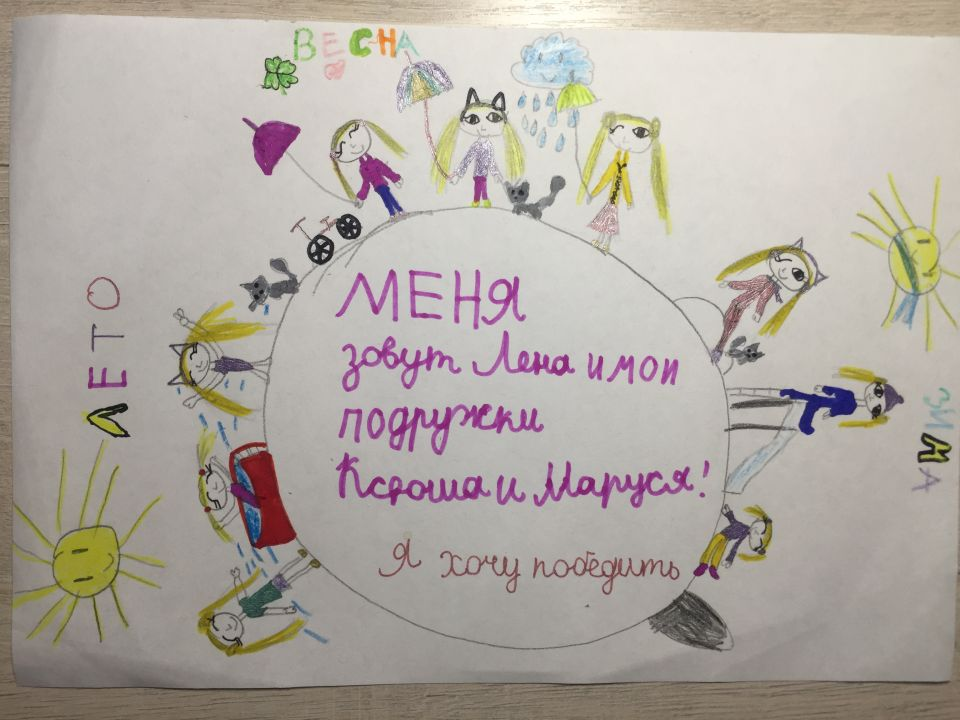 Лена Павловна Князева