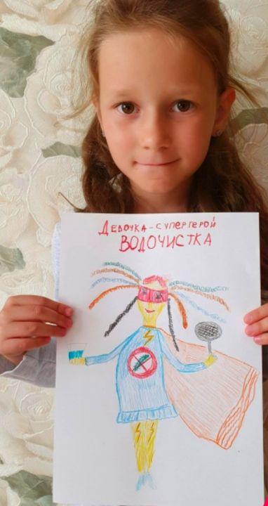 Василиса Игоревна Ошмарина