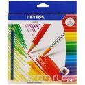 """Набор цветных карандашей """"Osiris. Aquarell"""", 24 шт. L2531240"""