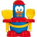 """Набор для песка """"Пингвин-песочник"""", 7 предметов"""
